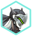 Overwatch - Portrait Genji