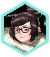 Overwatch - Portrait Mei