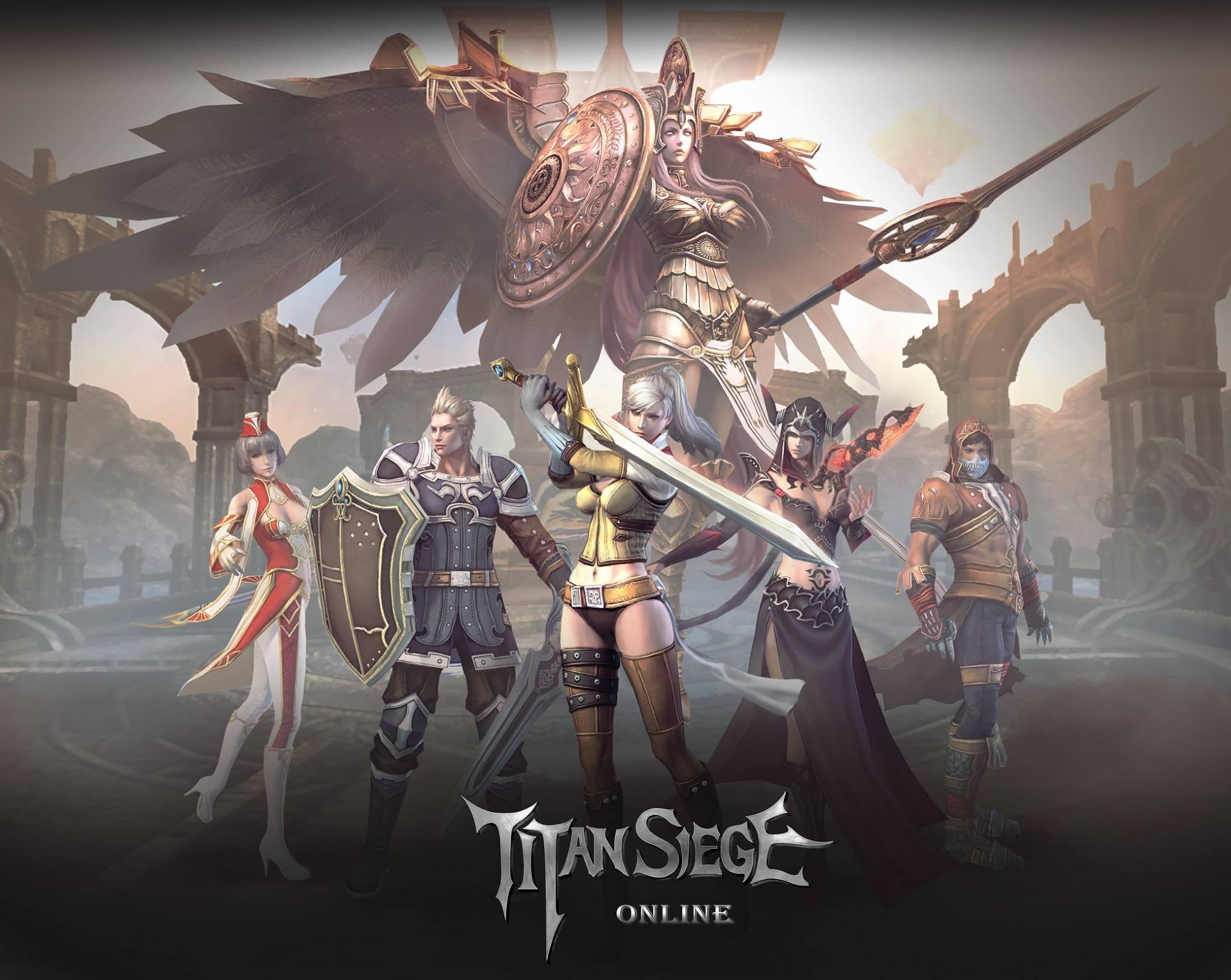 Titan Siege - Début de la bêta ouverte - Game-Guide