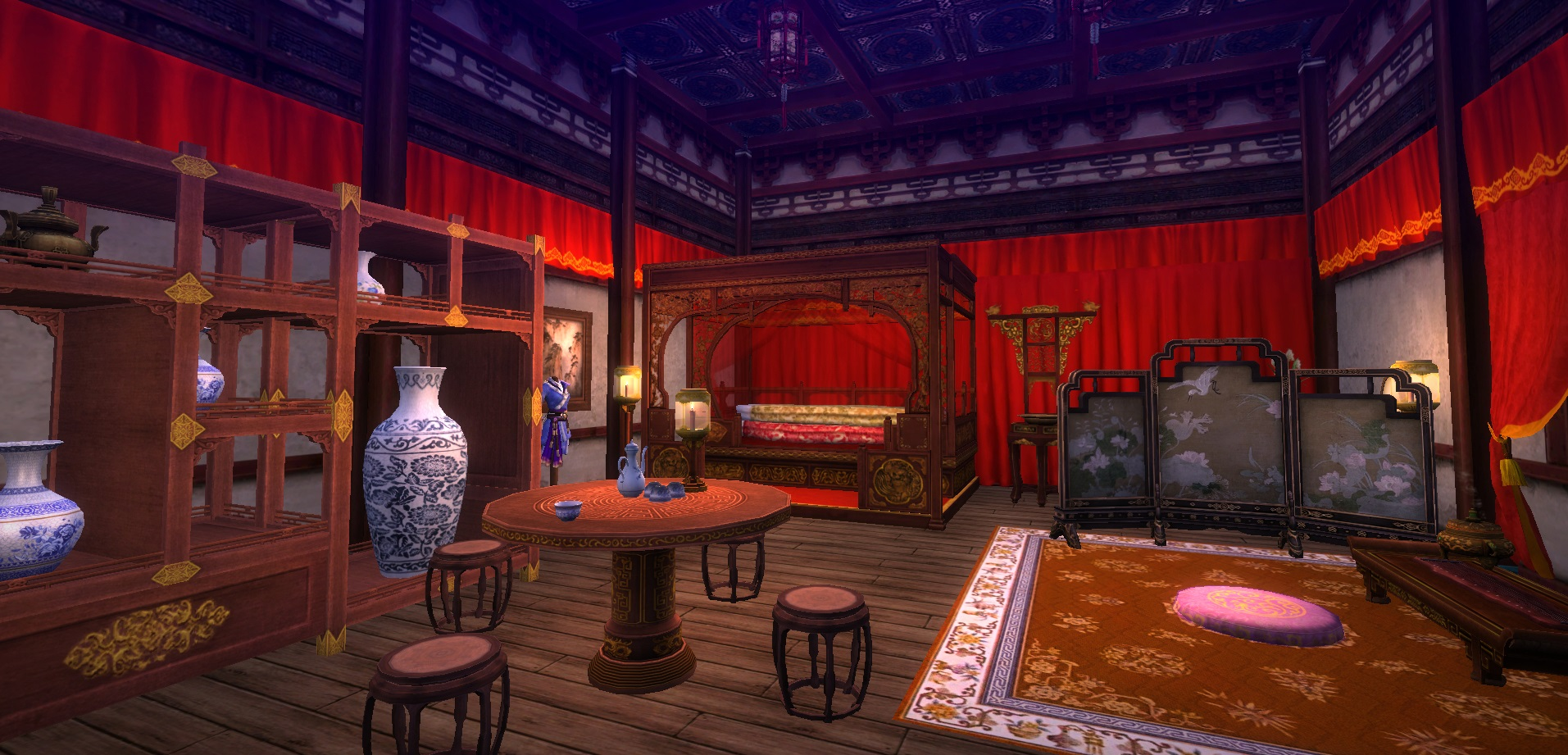 Dk online age of wulin guide — Appraiser Trainer