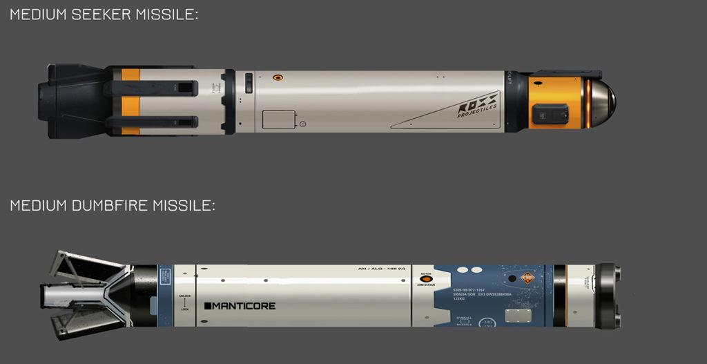 ED - Missiles Medium1 C1