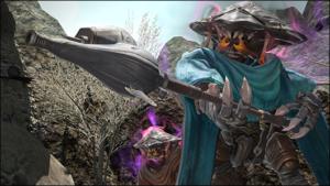 FFXIV - Quêtes tribales - Gnath01