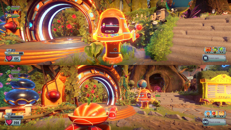 Plants Vs Zombies Garden Warfare 2 Premi Re Promenade Dans Le Front Du Jardin Game Guide
