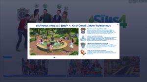 Sims4_JardinRomantique_Accueil