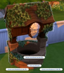 Sims4_JardinRomantique_PuitsauSouhait_Interaction_Offrande