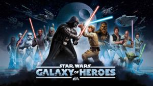 Star Wars - Les héros de la galaxie