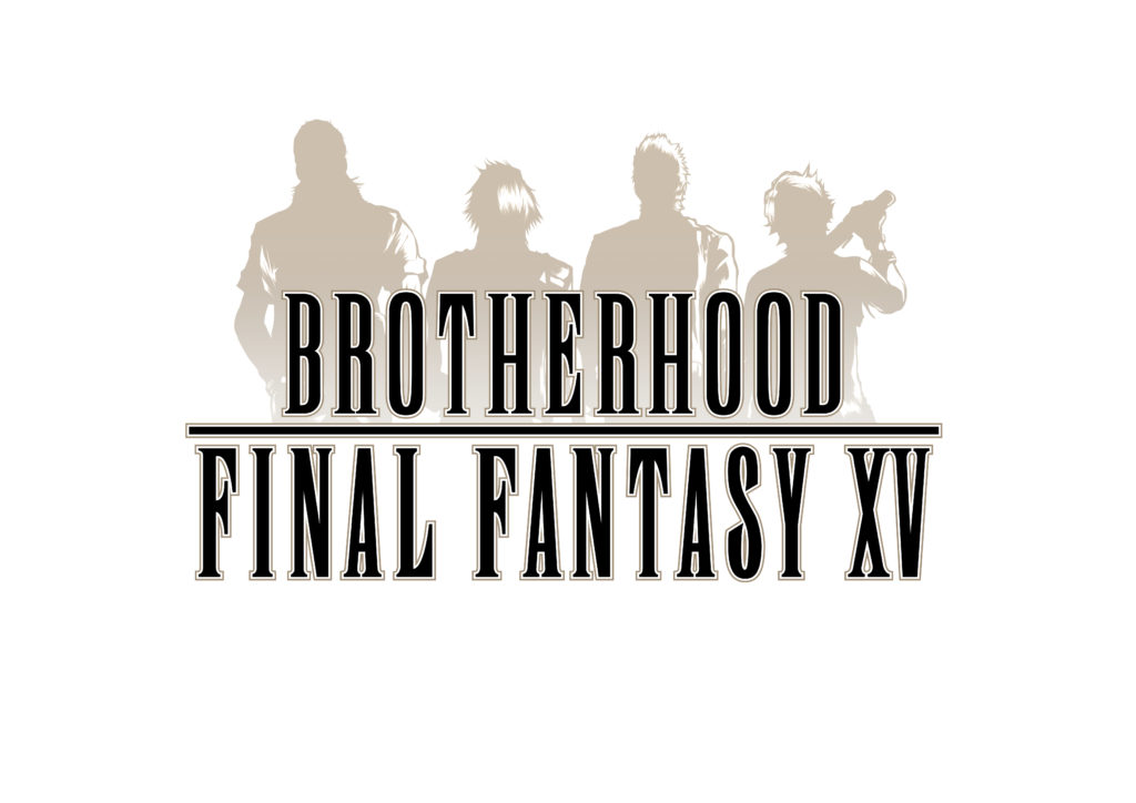 Brotherhood - Final Fantasy XV - FFXV - Logo - Couverture