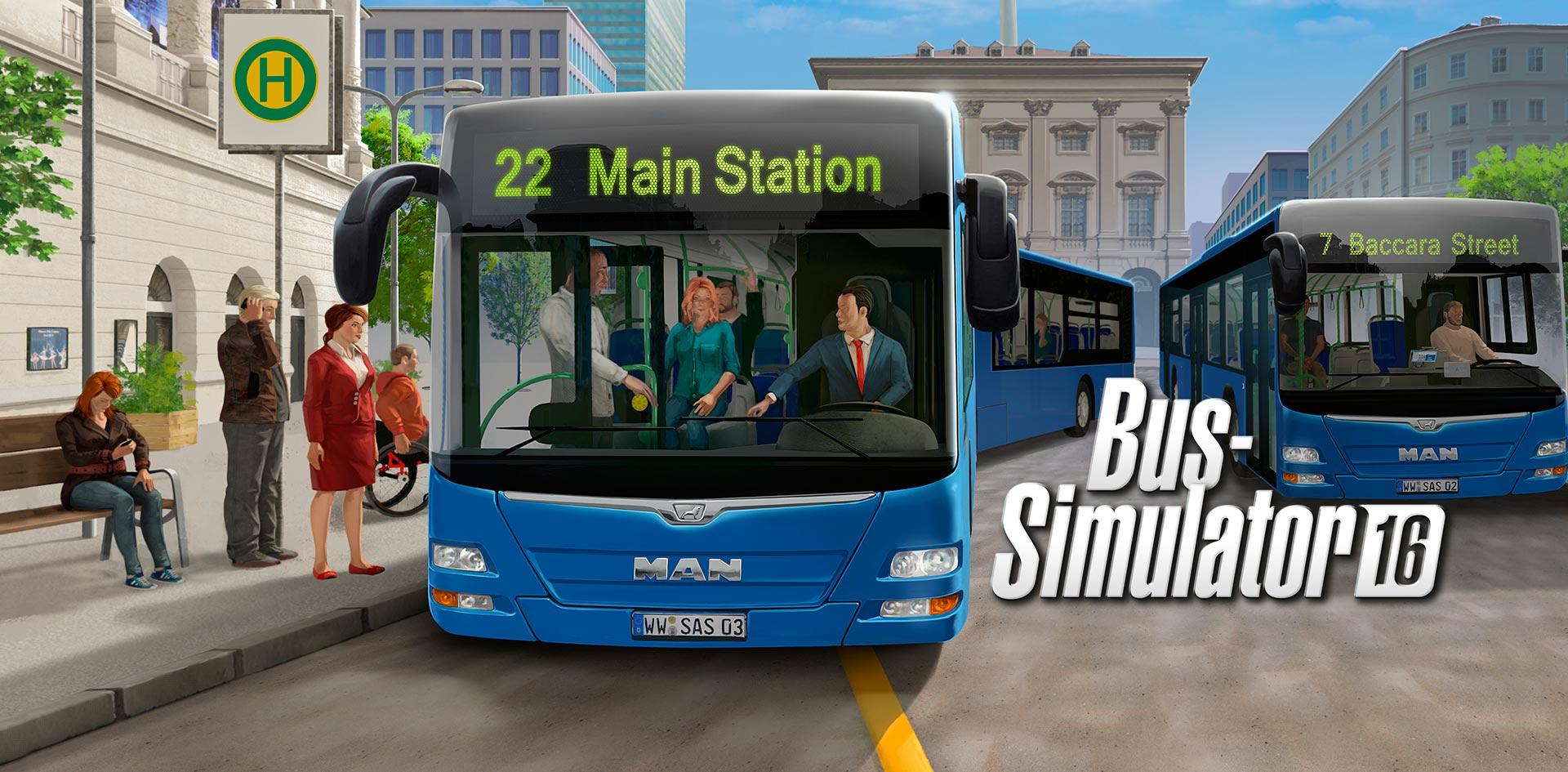 bus simulator 16 game guide. Black Bedroom Furniture Sets. Home Design Ideas