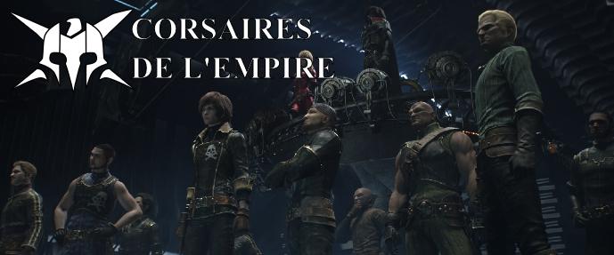 ED - Image Corsaires de l'Empire