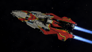 ED - Rescue One Anaconda Fuel Rats