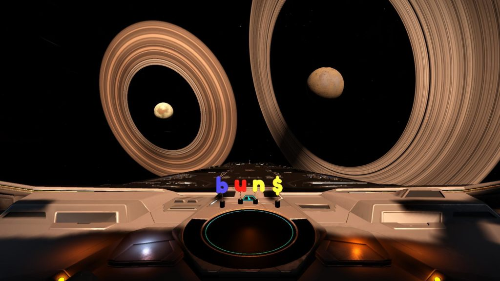 ED - Rings planets outpost
