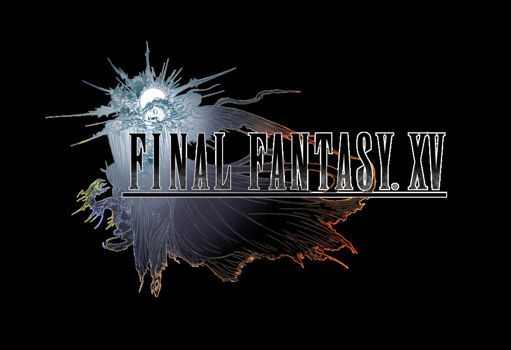 FFXV - Logo - Couverture