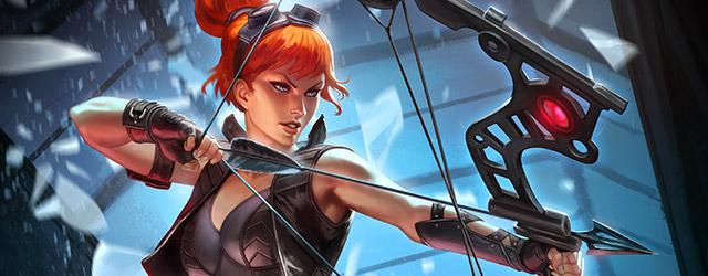 SMITE - Recon Artemis