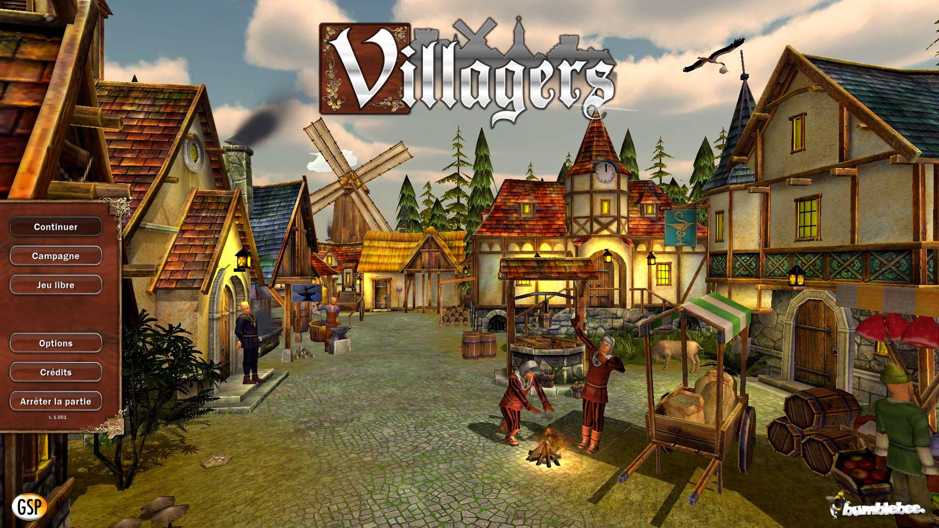 villagers un nouveau joli city builder game guide. Black Bedroom Furniture Sets. Home Design Ideas