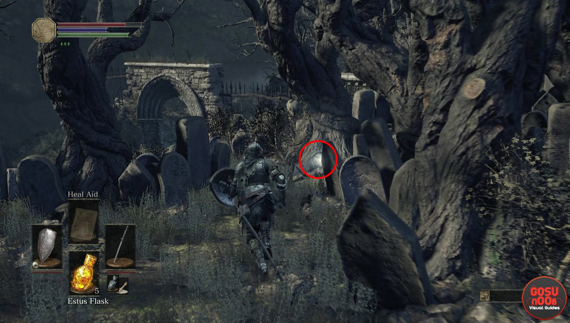 ds3 how to get to cathedral of the deep