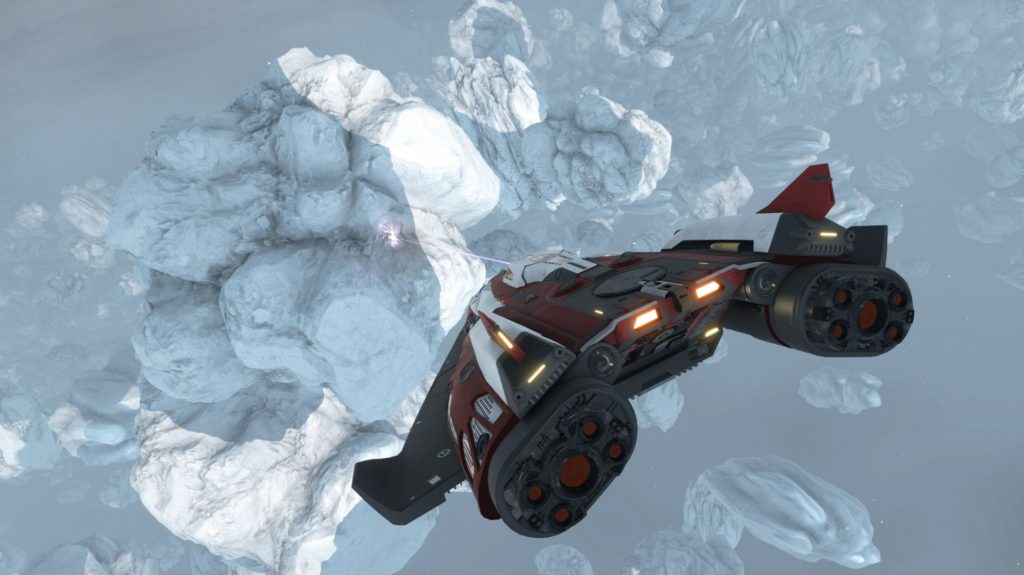 ED - Minage glace Engineers Beta 1