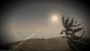 FFXIV - Dragon - Couverture