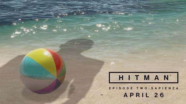 Hitman 6 - Episode 2 - Sapienza