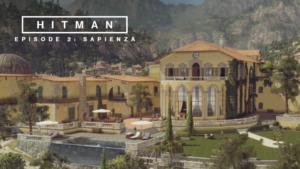 Hitman - episode 2 - Sapienza