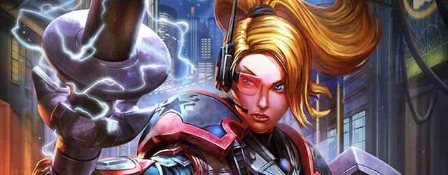 SMITE - Athena Enforcer