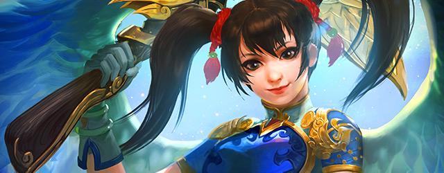 SMITE - Jing wei