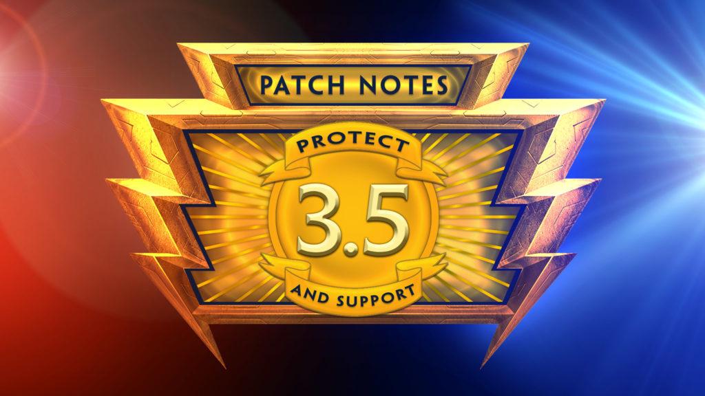 SMITE - patch 3.5