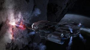 Star Citizen - Lightspeed - Prospector