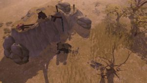 AlbionOnline_Steppe_DeathFall