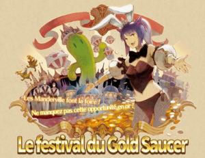 FFXIV - Evénement - Festival du Gold Saucer