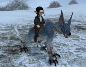 FFXIV - Loup sinistre