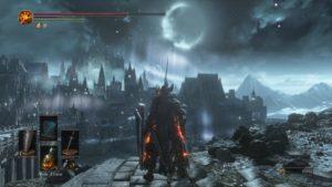 Quelle vue magnifique... ATTENTION DERRIÈRE TOI ! (Dark Soul 3)