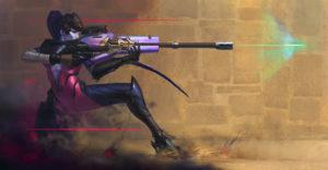 Overwatch - Overw'Art 006 - Fatale 2