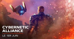 Skyforge - Cybernetic Allance - Couverture 2