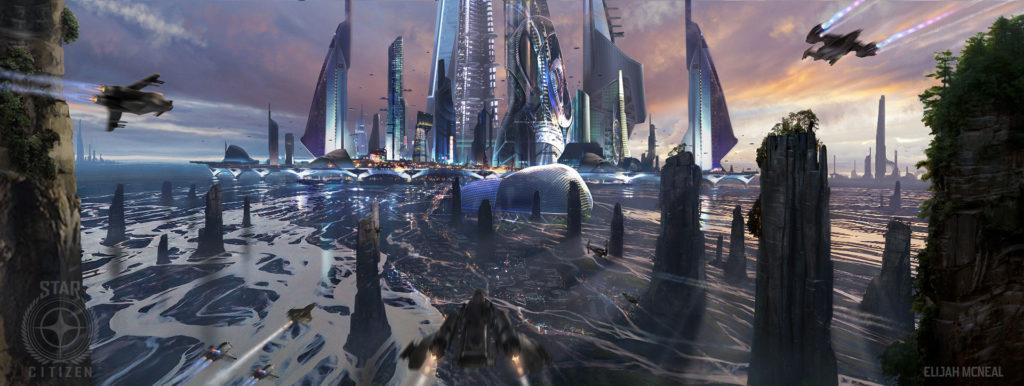 Star Citizen - Guide Galactique - Système Centauri