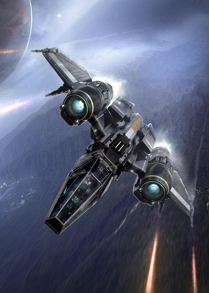 Star Citizen - Lightspeed - Buccaneer