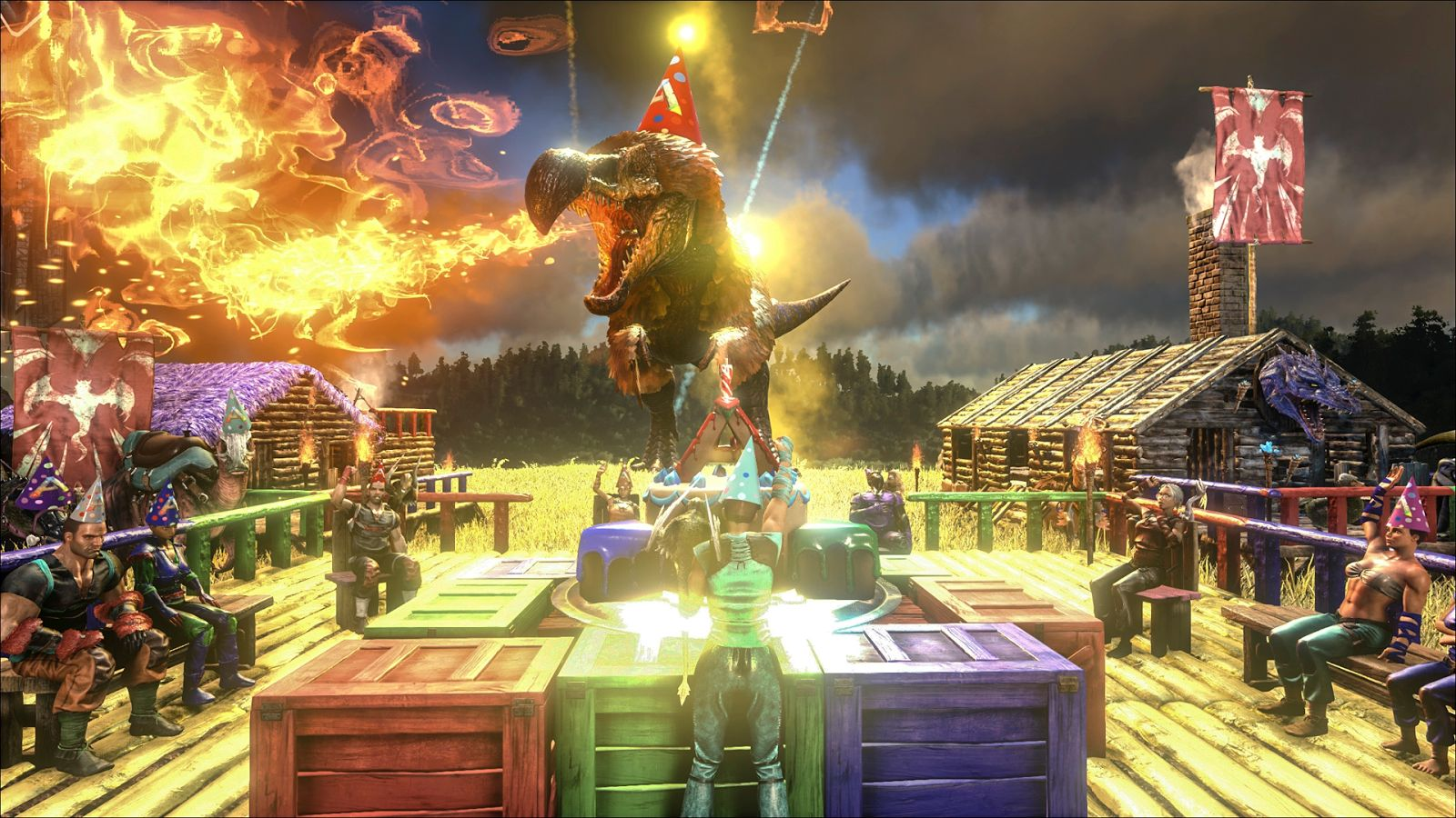 Ark: Survival Evolved - Trinity's Guide