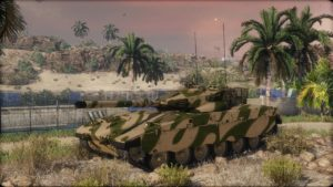 Armored Warfare - Merkava 1