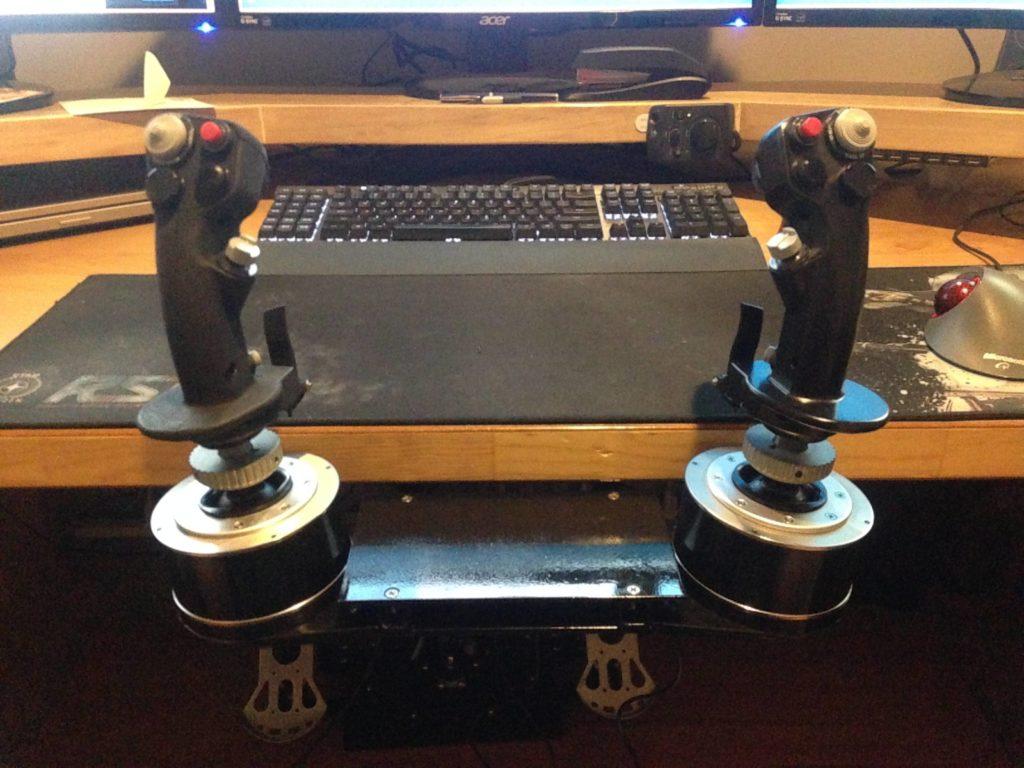 ED - Double joystick