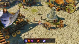 Les Tribulations d'Aza - Divinity Original Sin - Episode 2 - screen5