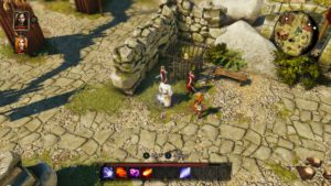 Les Tribulations d'Aza - Divinity Original Sin - Episode 2 - screen6