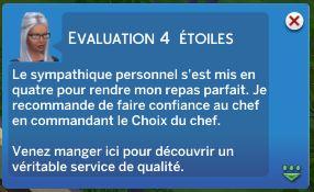 LesSims4_AuRestaurantEvaluationCritique2
