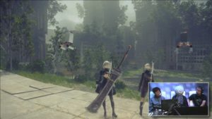 Square Enix Presents E3 2016 - NieR Automata 14