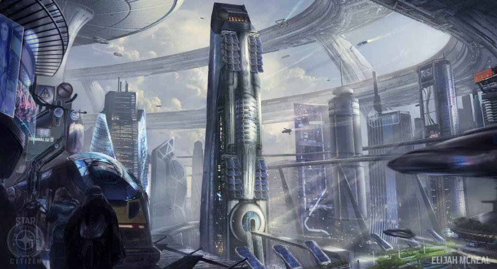 Star Citizen - Guide Galactique - Système Davien