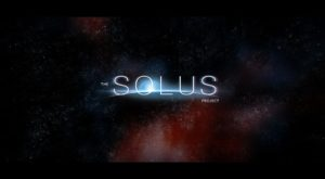 The Solus Project - Couverture - Logo