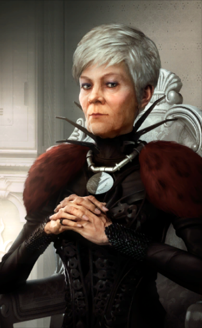 ED - Full portrait Zemina