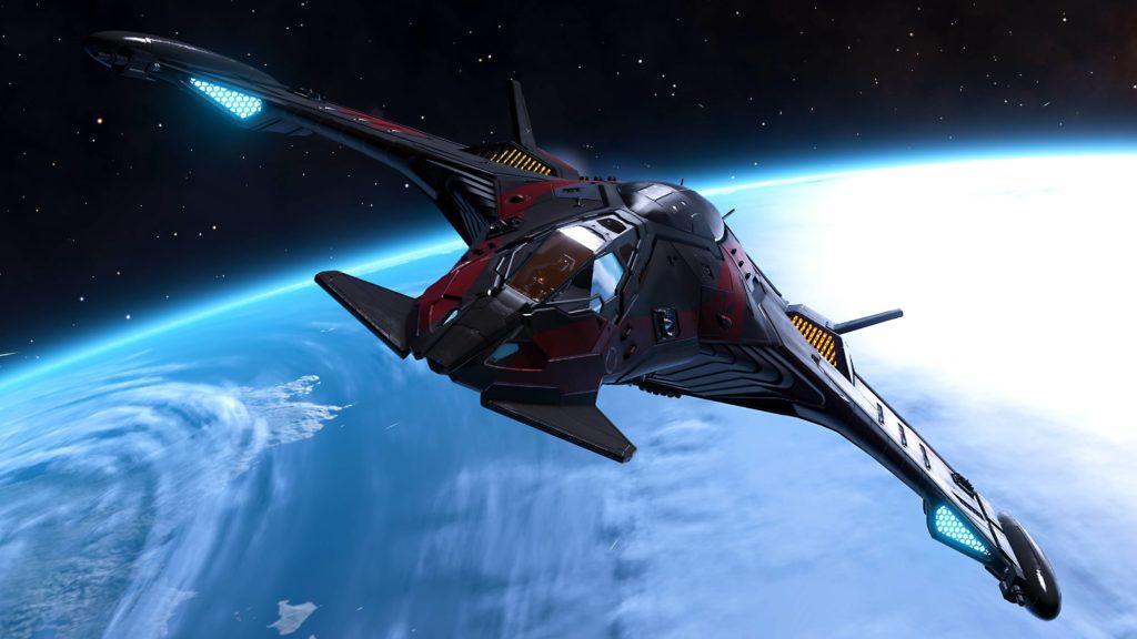 ED - Outpost Ship Kit Eagle HD