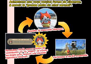 FFXIV - Yo-Kai Watch - médaille légendaire aléa