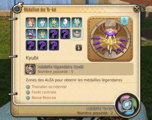FFXIV - medallium des Yo-Kai