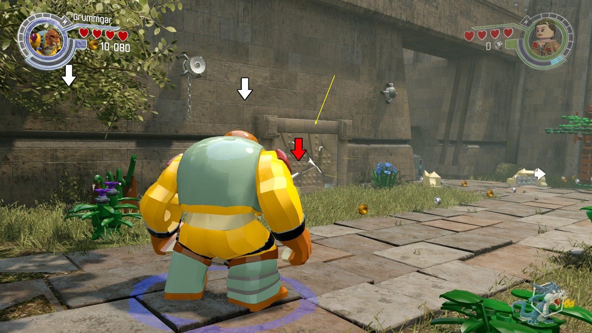 Lego star wars le r veil de la force guide des briques rouges game guide - Lego star wars personnage ...
