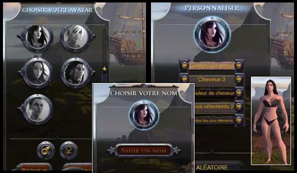 Albion Online - Choisir-son-perso